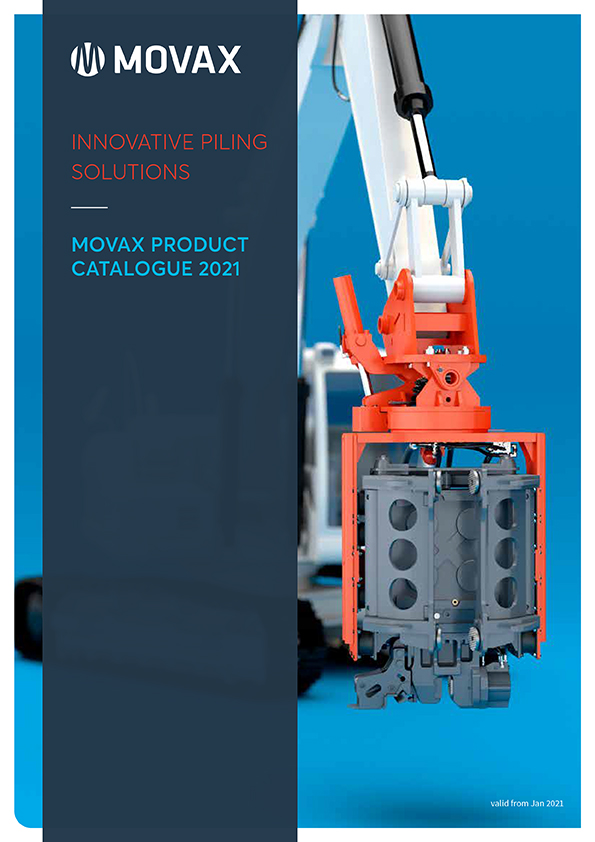 MOVAX Product Catalogue 2021