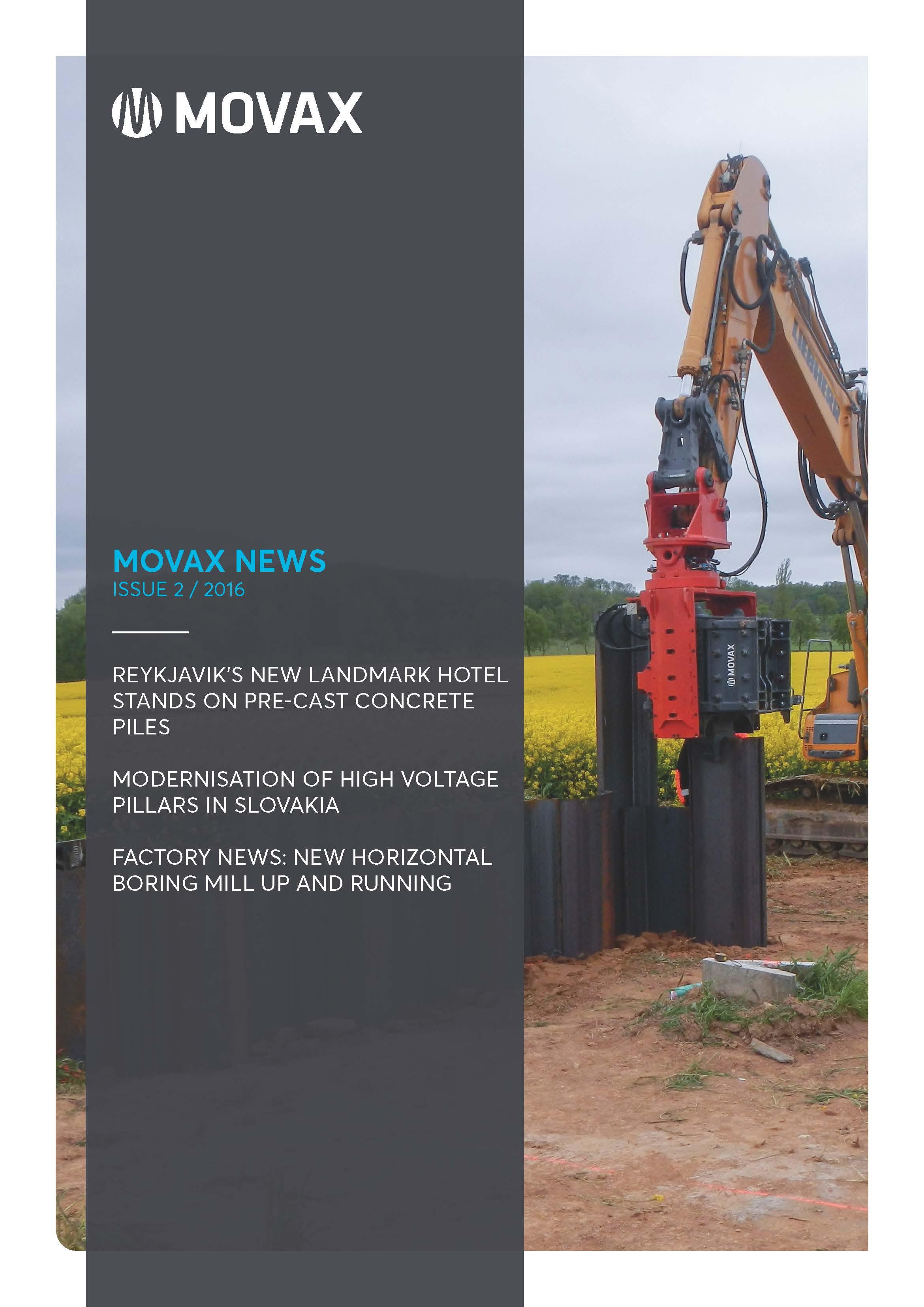 Movax News 02/2016