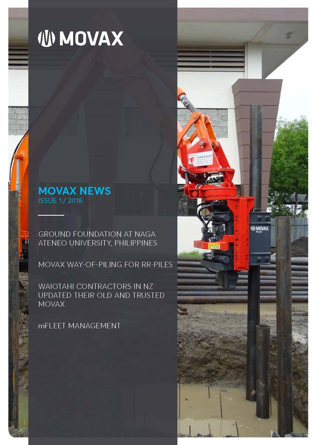 Movax News 01/2018