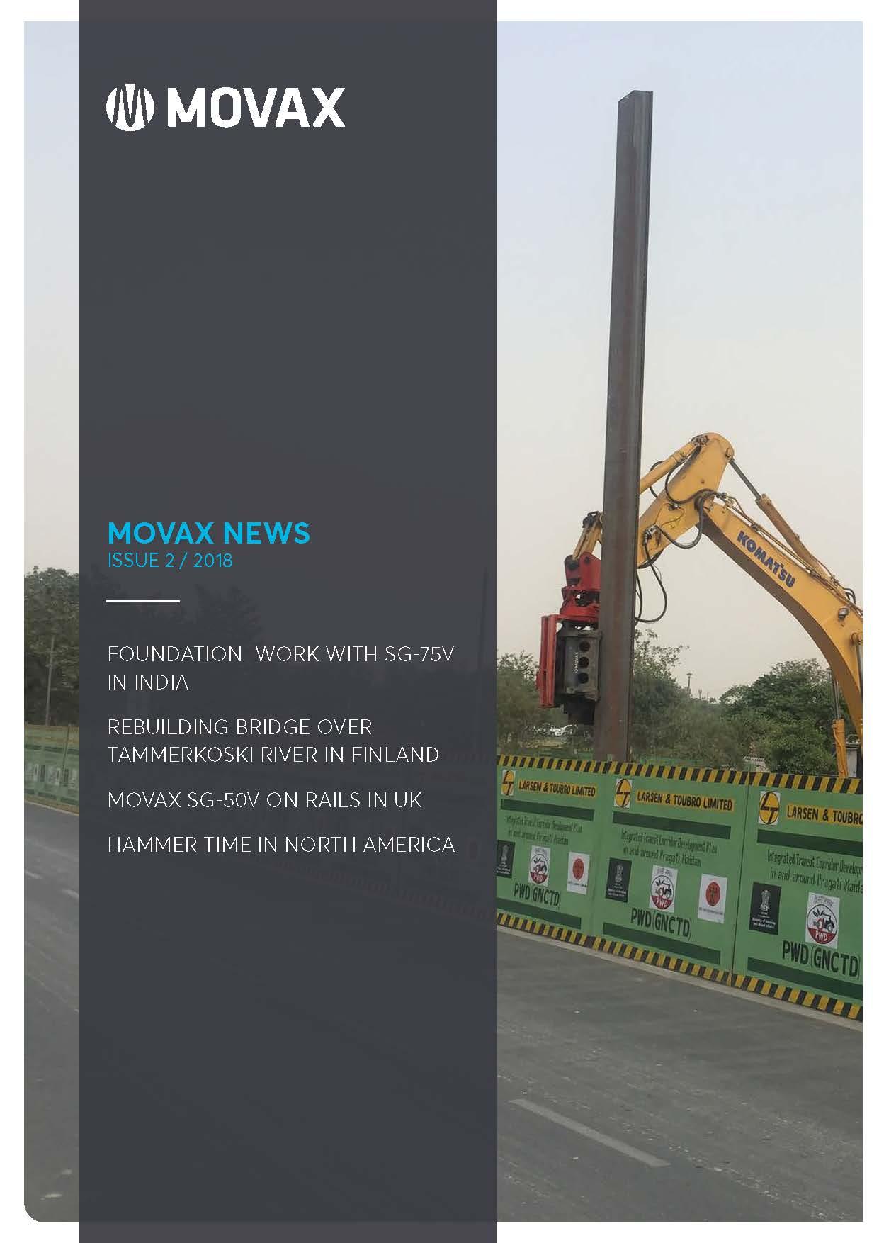 Movax News 02/2018