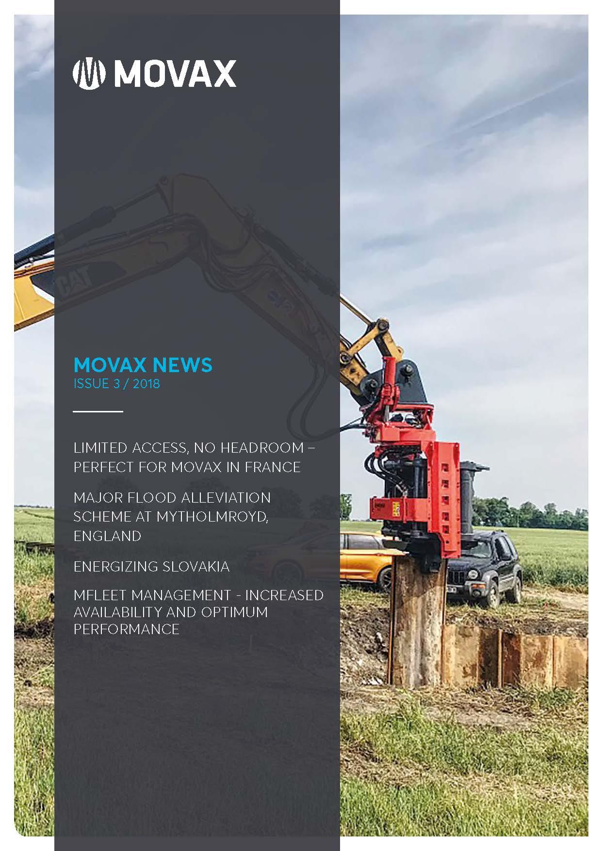 Movax News 03/2018