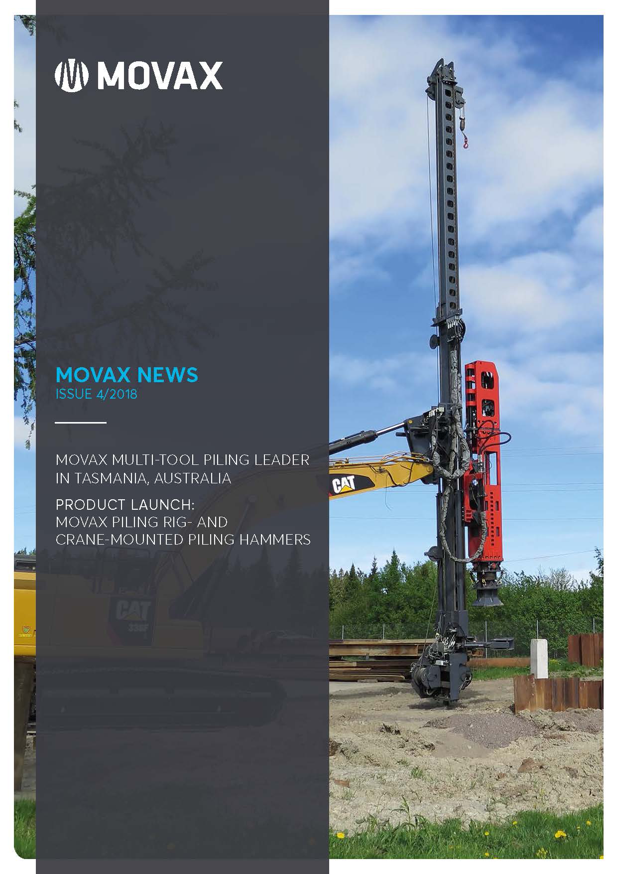 Movax News 04/2018